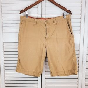 Columbia Tan Casual Shorts Size 34
